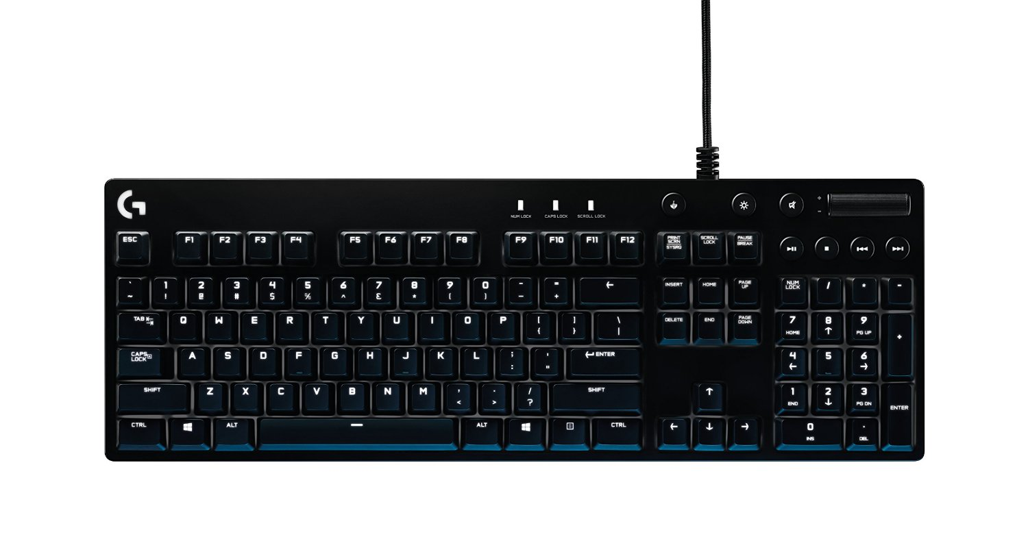Logitech G610 Orion Brown Red