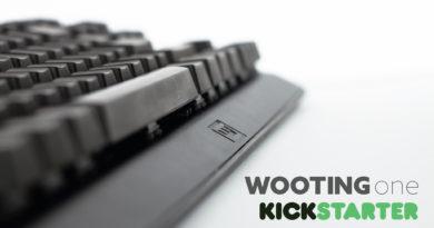 Wooting One On Kickstarter