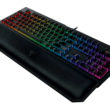 Razer BlackWidow Chroma with Wrist Rest