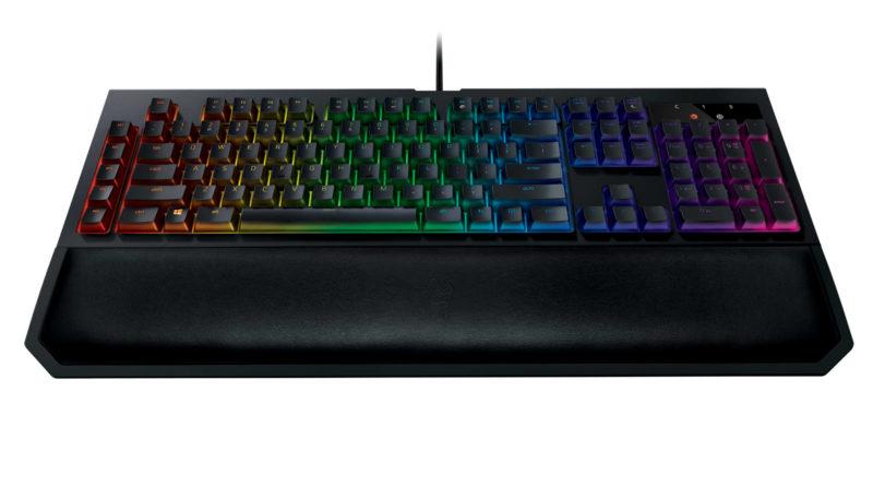 Razer BlackWidow Chroma V2 - Mechanical Keyboard