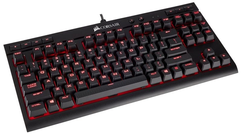 a326ec7c62a Corsair K63 - Mechanical Keyboard
