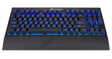 Corsair K63 Wireless – kabellose mechanische Tastatur