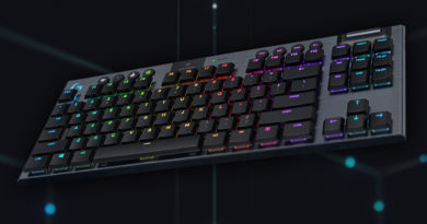 Logitech G915 TKL – New Wireless Keyboard Unveiled